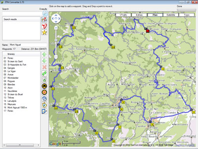 TomTom Routes